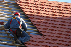 Jamaica Tile Roof Installation